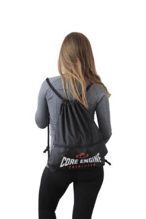 """CATPACK: The CATALYZER™ is the World's 1st Evolutionary Exercise device that optimizes and integrates 11 pieces of functional training equipment so you can fit your entire """"gym"""" in a backpack"""