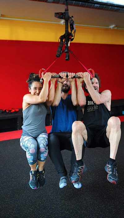 World's 1st Portable Pull Up Bar that's stronger than 1,000 lbs, disassembles into 3 pieces, and fits into a backpack